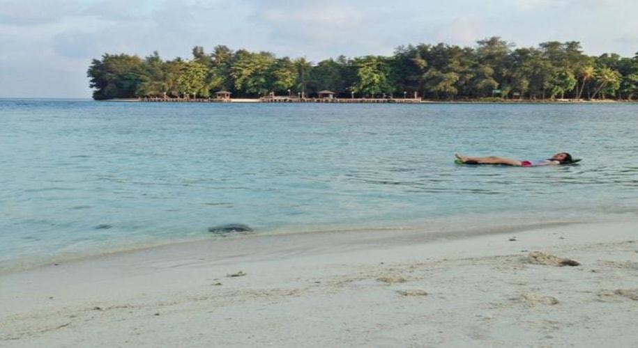 obyek wisata pulau seribu