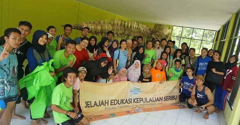 wisata edukasi Pulau Seribu