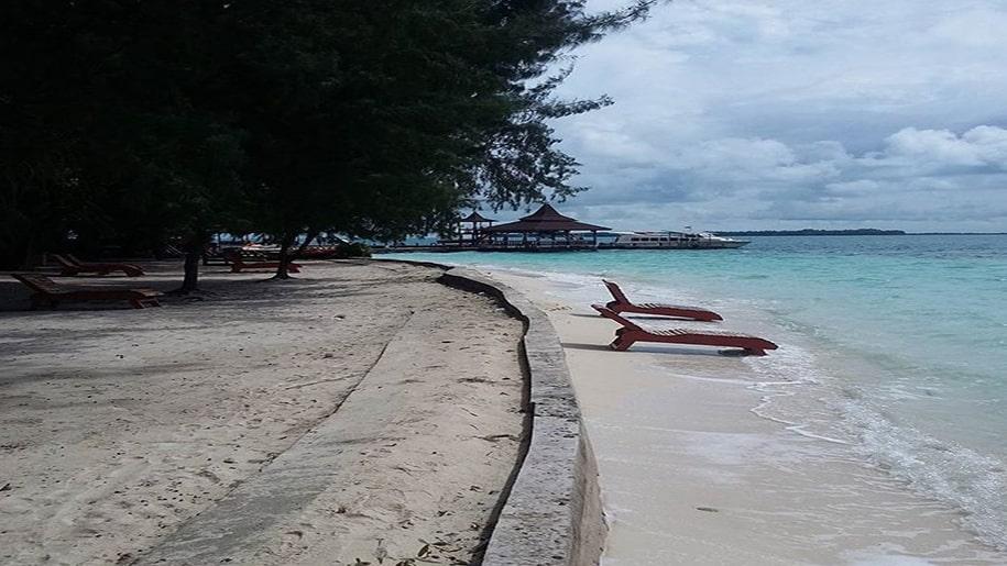 aktivitas pulau sepa