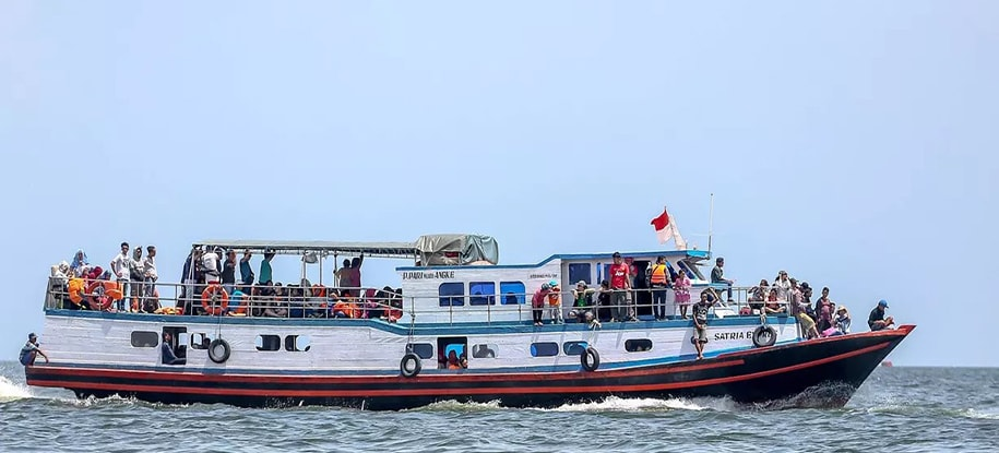 fery pulau seribu