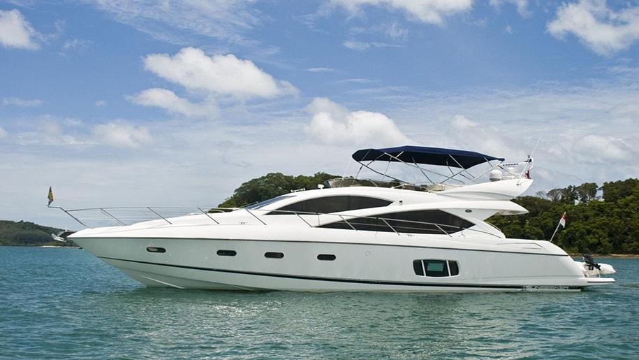 Boat ke pulau seribu