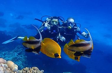 water sport pulau pramuka