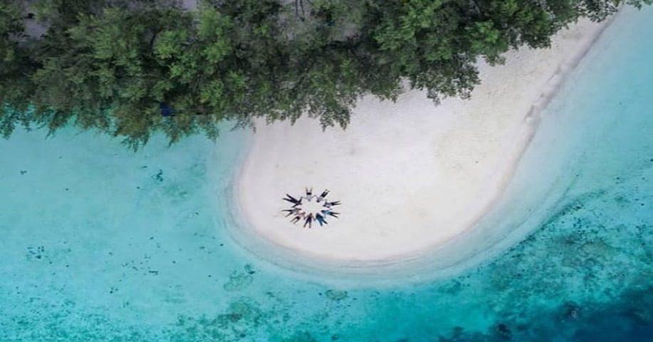 Pulau Dolphin Kepulauan Seribu