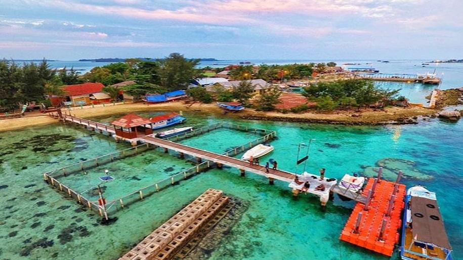 kuliner nikmat di Kepulauan Seribu