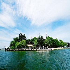 pulau Bidadari pulau seribu jakarta