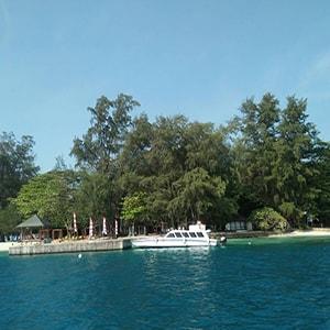 paket pulau bintang - pulau seribu