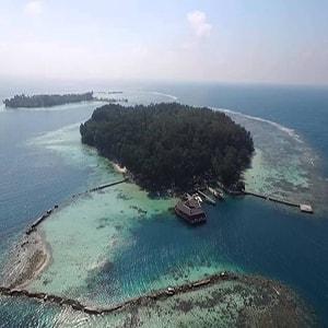 pulau pelangi kep seribu