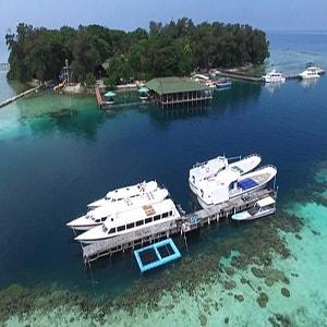 paket pulau putri - pulau seribu