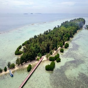 pulau tidung- pulau seribu
