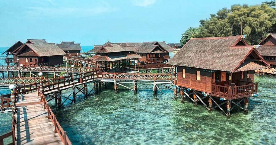 penginapan pulau seribu