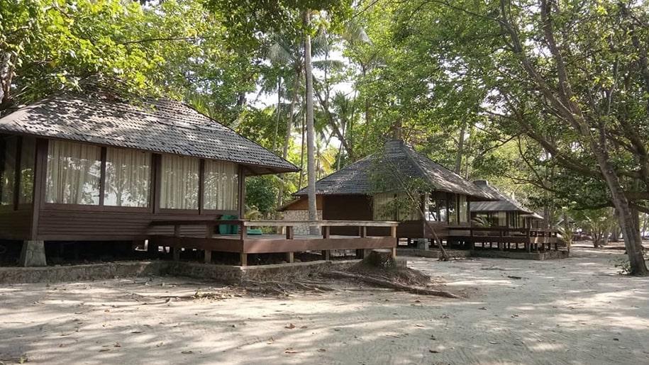 Resort terbaik di Kepulauan Seribu