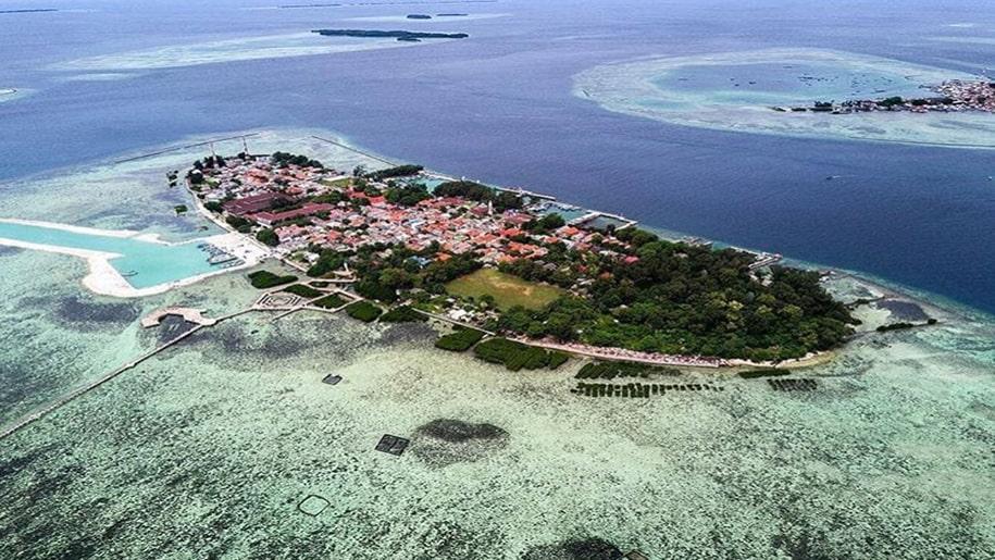Berlibur di Kepulauan Seribu