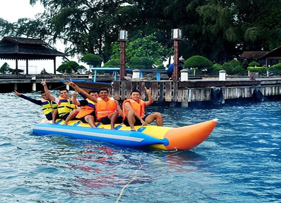 water sport pulau pelangi