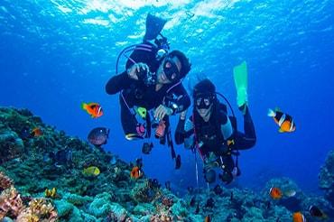 wisata air pulau seribu